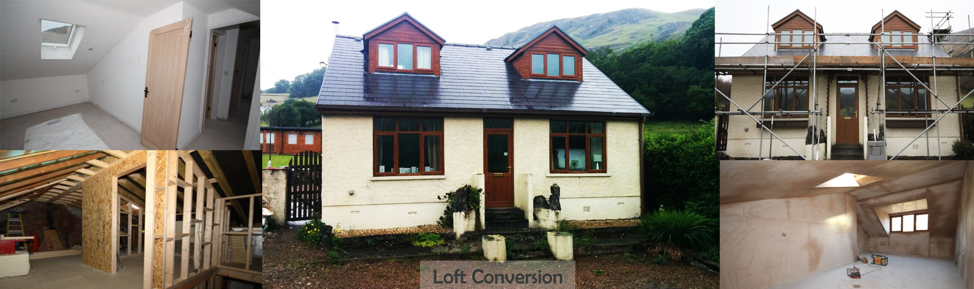 Loft Conversion by S&A Building Contractors in Neath, Port Talbot, Swansea, Porthcawl, Bridgend.